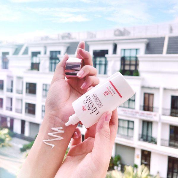 Kem chống nắng Laco Luxury Sun cream