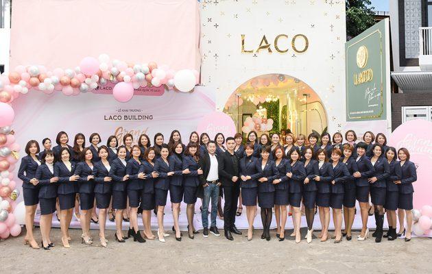 hệ thống kinh doanh mỹ phẩm Laco Home
